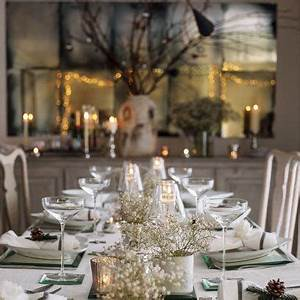 The White Company Christmas Table Dream Home Pinterest