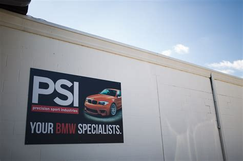 Bmw Repair And Service  Precision Sport Industries
