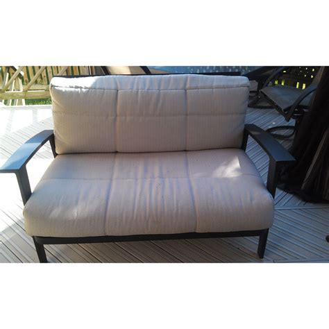 ty pennington patio furniture cushions ty pennington sol replacement cushion set garden winds
