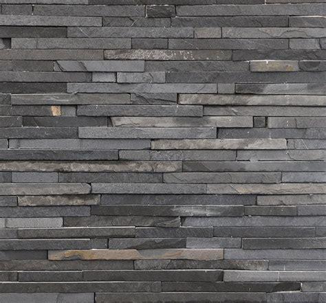 exterior wall cintilla laja pizarra canteras lerma