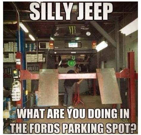 Off Road Memes - pin by josh burghart on jeep xj other jeeps pinterest jeeps ford and ford jokes