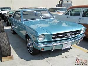 Ford Mustang 1964 : 1964 1 2 ford mustang coupe 260 v8 ~ Medecine-chirurgie-esthetiques.com Avis de Voitures