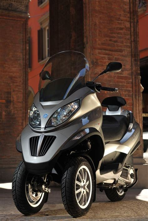 Review Piaggio Mp3 Business by 2013 Piaggio Mp3 Business Lt 300ie Review Top Speed