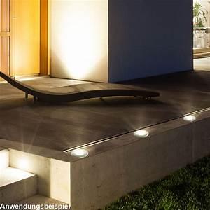 Boden Für Terrasse : einbauleuchten terrasse preisvergleiche ~ Michelbontemps.com Haus und Dekorationen