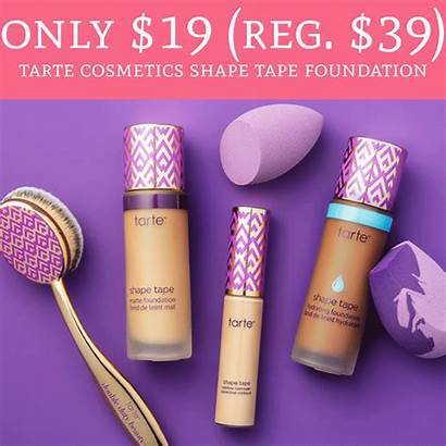 Foundation Tarte Tape Cosmetics Shape Regular Babe