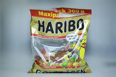 germanys haribo  produce gummy bears  usa  blade