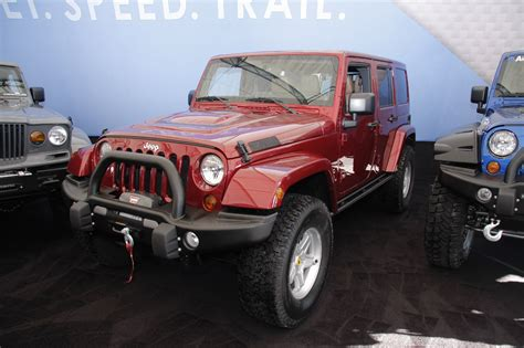 jeep wrangler sahara mopar edition top speed