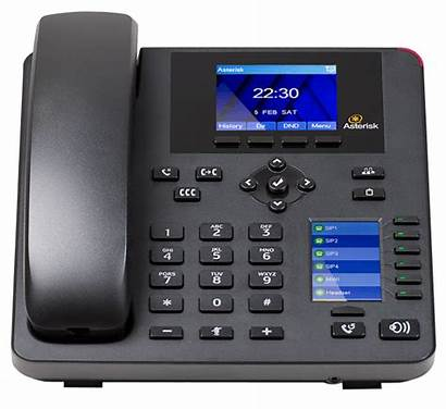 Desk Ip Telephone Digium Voip Phone Sip