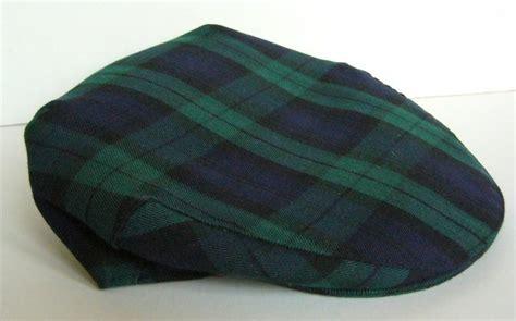 tartan cap accessories hats caps ties scarves