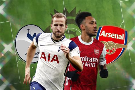 Spurs Vs Arsenal : Tottenham Hotspur Vs Arsenal Preview ...
