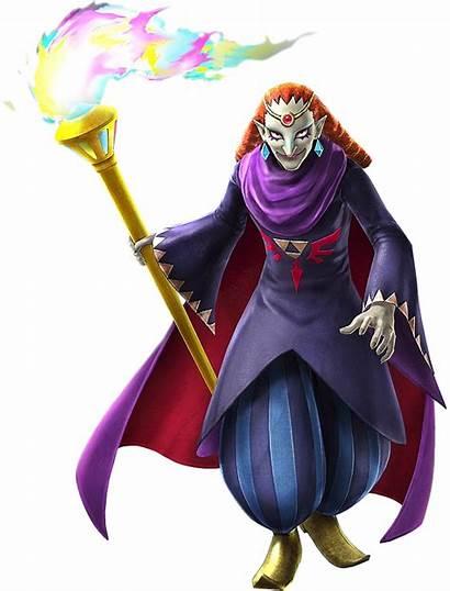 Yuga Hyrule Zelda Warriors Link Villains Between