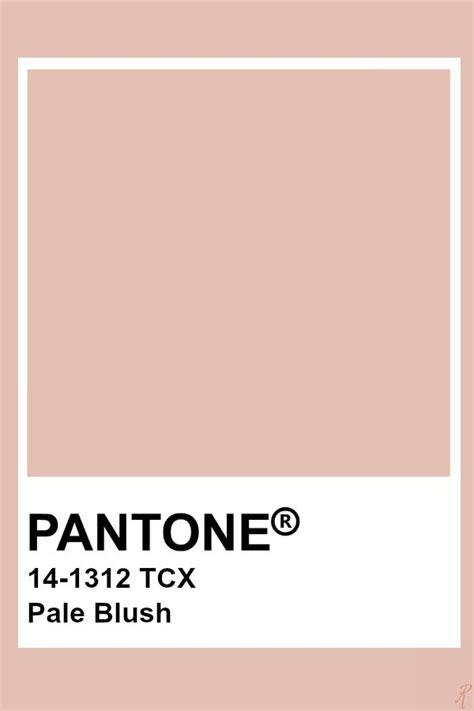 pantone pale blush pantone colour palettes pantone