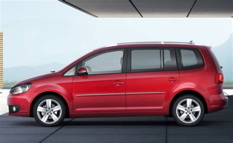 vw touran photo