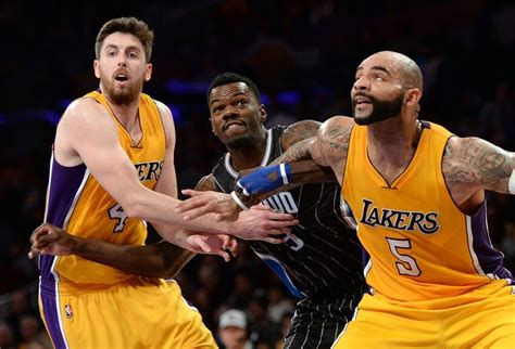 magic wands orlando magic  los angeles lakers