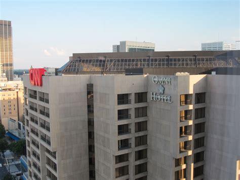 view from the omni hotel atlanta georgia empower network
