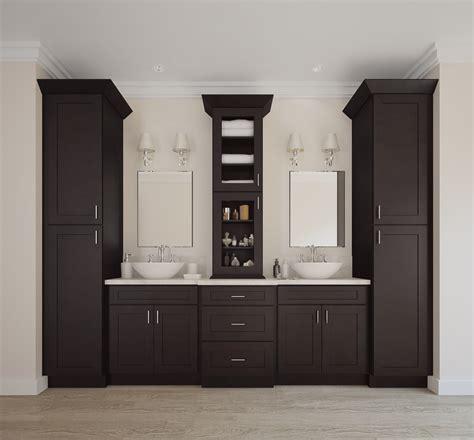 bath vanities shaker ready to assemble bathroom vanities