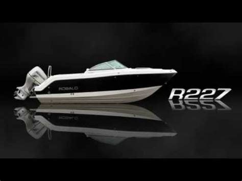 Robalo R227 Boat Test by Robalo R227a Doovi