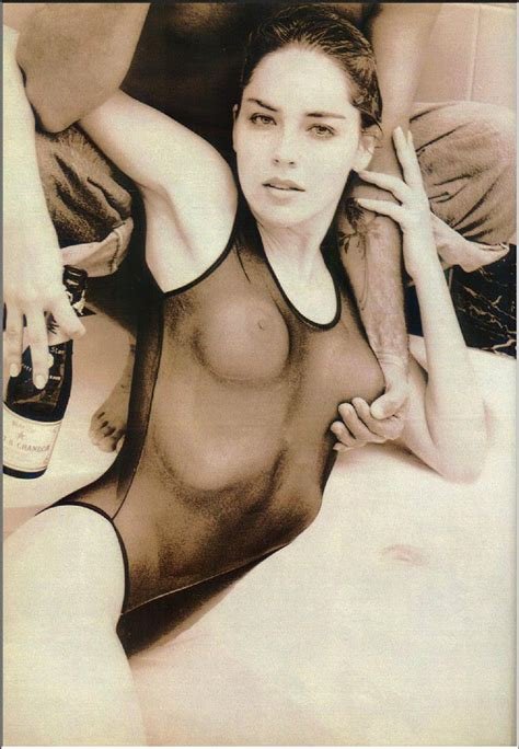 Sharon Stone Nude Sexy Photos Scandal Planet