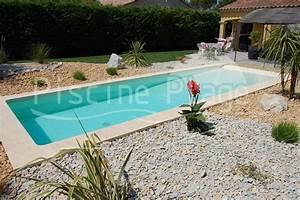 Piscine avec plage californienne en pente douce piscine for Piscine avec plage californienne