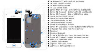 iphone 5s parts diagram iphone 5s cable diagram iphone 5s digitizer diagram