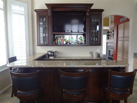 Bar Built In by Built In Home Bar Cabinets In Las Vegas