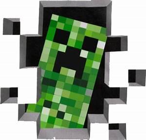 PSD Detail | Creeper (Minecraft) | Official PSDs