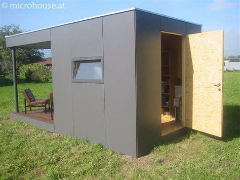 Modernes Gartenhaus Selber Bauen by Gartenhaus Aus Osb Platten Selber Bauen Wohn Design