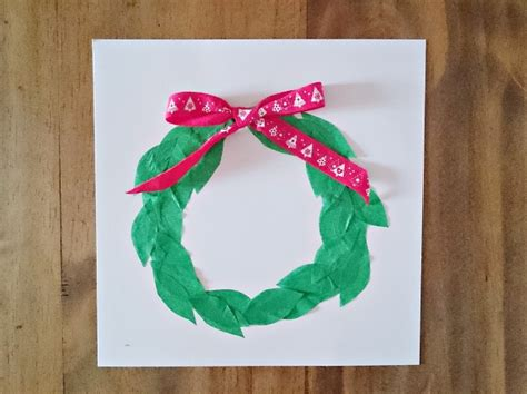 Fabriquer Une Carte De Noël