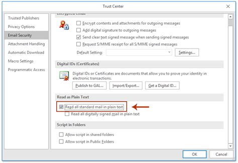 how to block tracking read receipt in outlook emails