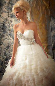 Mori Lee Bridal 1924 Wedding Dress