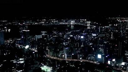 Animated Gifs Cityscape Skyscrapers Animation Skyscraper Buildings