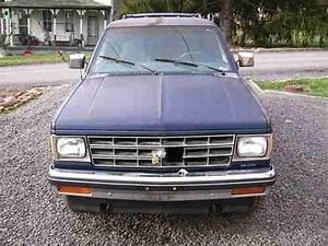 Find Used 85 Chevy S10 S 10 Blazer 4 Wheel Drive Loaded