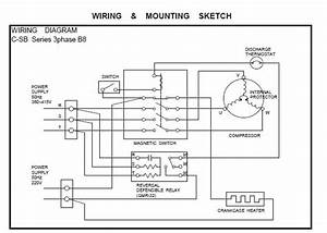 Hermetic Compressor Wiring Diagram