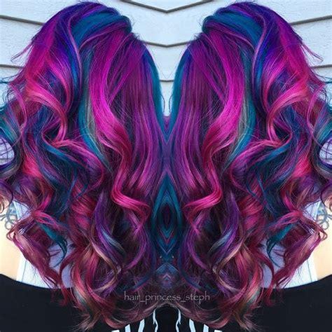 mermaid color hair 25 best ideas about mermaid hair on mermaid