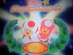 Shroomates - Toad and Toadette (Mario Party 6) by ...