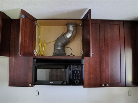 moving  range hood    inches kitchens forum