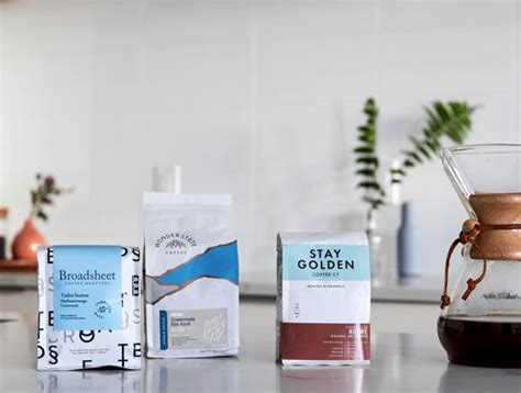 Considering to get a trade coffee subscription? Coffee Gift Subscriptions from Trade - Holiday Gift Guide 2020   Valet.
