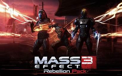 Mass Effect Rebellion Pack Dlc N7 Games