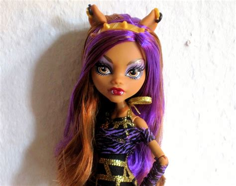 Monster High ♥ Clawdeen Wolf ♥ Ghouls Night Out ♥ 4 Pack