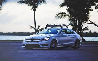 Mercedes Cls Amg Benz 63 Tuning Wallpapers
