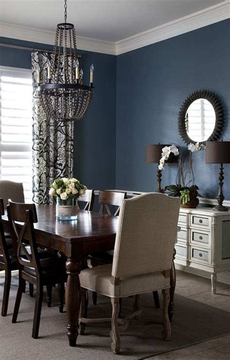 open plan dining room entry heather