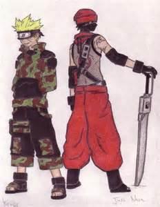 Fan Made Naruto Characters