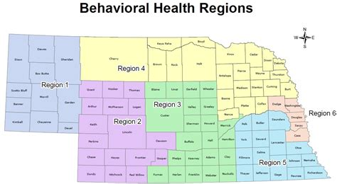 Nebraska DHHS: Regional Behavioral Health Authorities