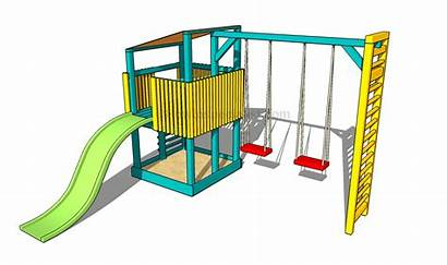 Playground Clipart Building Cliparts Clip Library Project