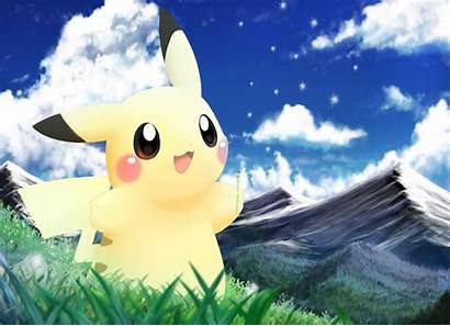 Pikachu Wallpapers Pokemon Computer Anime Background Pichu