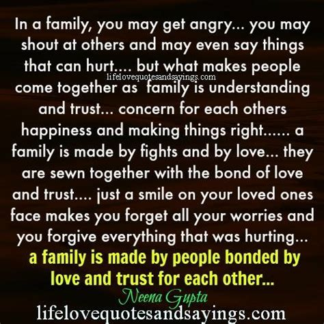 family hurt quotes  sayings quotesgram