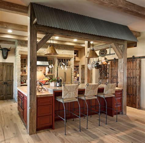 warm southwestern style kitchen interiors youre