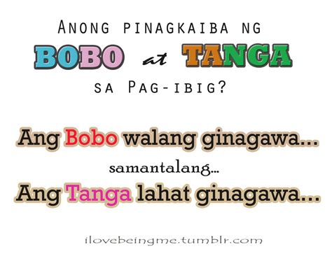 funny tagalog quotes  love tumblr images hugot