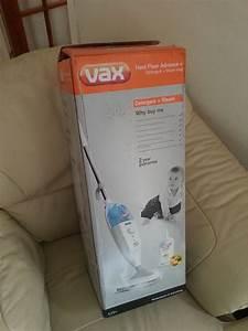 Review  Vax S3s  Hard Floor Advance  Steam Mop