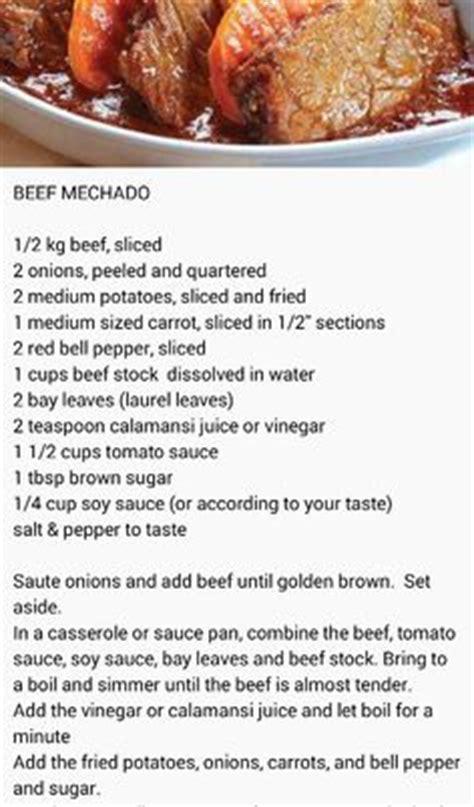 learn   cook beef caldereta  httpwwwffemagazine